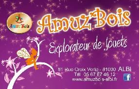 logo AMUZ'BOIS